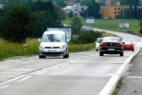 Ministerstvo dopravy oznámilo, že sa cesta začne opravovať na konci roku.