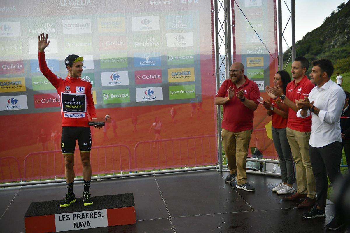 47743bd40b746 20. etapa online: Peter Sagan na Vuelta a Espaňa 2018 - Šport SME