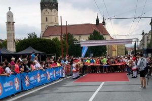 Prešov žil v sobotu športom.