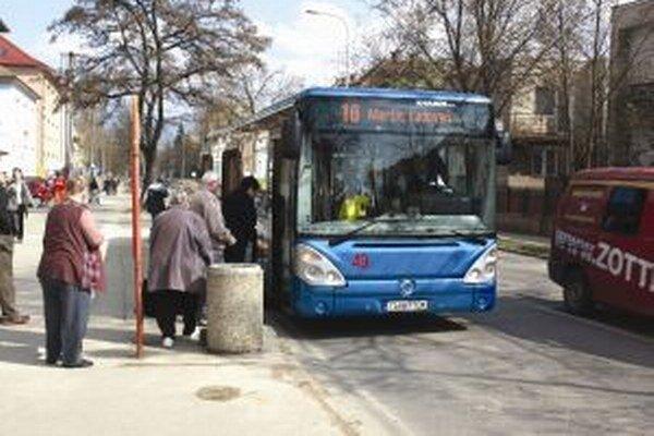 Kraj s novou službou pre cestujúcu verejnosť.