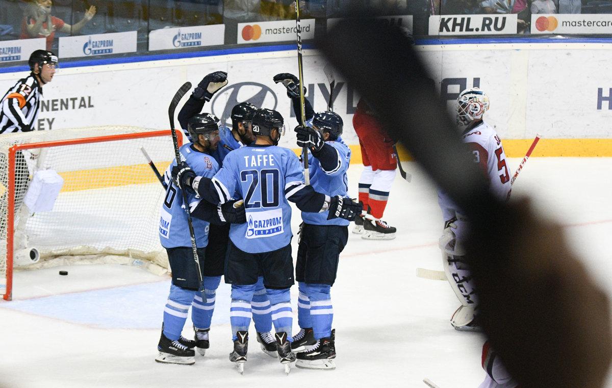 af96792104 Vladivostok   Slovan Bratislava - KHL 18 19 - ONLINE - Šport SME