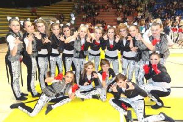 Naši úspešní tančníci na Hand Cup 2012.