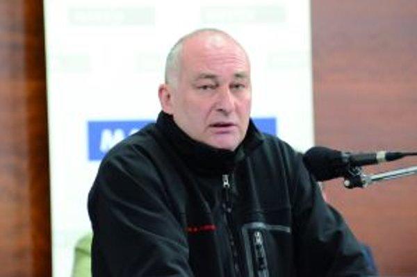 Vladimír Hatara. Správca útulku odmieta tvrdenia, že by sa zvieratá týrali.
