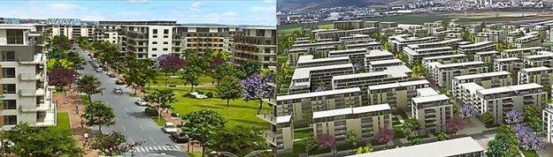 Tisícky nových bytov majú pribudnúť na kraji mesta vo Vajnoroch.