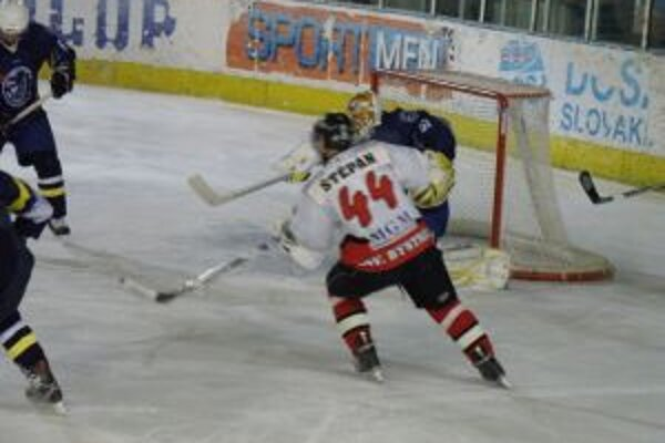 Štěpán (44) prihral v oslabení na gól proti Púchovu aj Trebišovu
