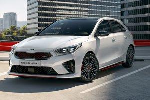 Druhou novinkou, ktorú Kia uvedie na trh začiatkom budúceho roka, je výkonný model Ceed GT, poháňaný rovnakým motorom ako model ProCeed – ide o 1,6-litrový štvorvalec výkonu 150 kW.