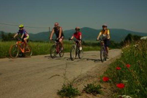 Turčianski cyklisti si čoskoro zajazdia na nových trasách.