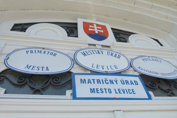 Zoznam kandidátov pre komunálne voľby 2018 bude v Leviciach známy až budúci týždeň.
