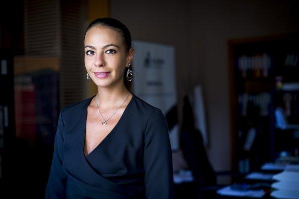 Silvia Valichnáčová, mediátorka