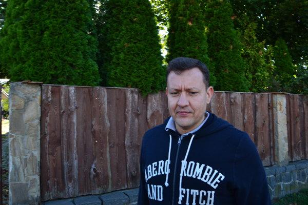 Profesora navštívil v dome vo Veľkom Šariši jeho obhajca Daniel Lipšic.