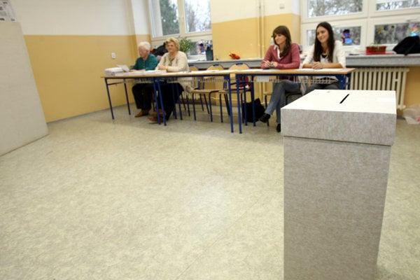 Komunálne voľby budú v sobotu 10. novembra.