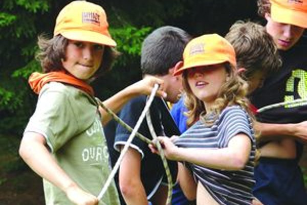 Otvorené dvere. Na Deň detí Juniorklub ukáže, ako deti môžu tráviť svoj voľný čas.