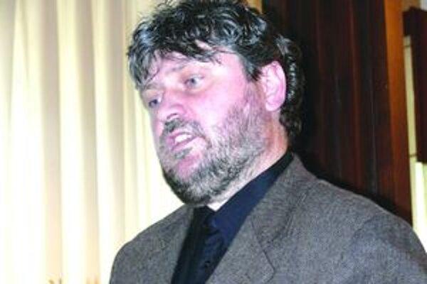 Peter Cabadaj, manažér kultúry SNK.