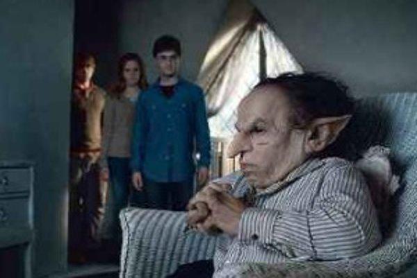 Záber z filmu Harry Potter a Dary smrti II.