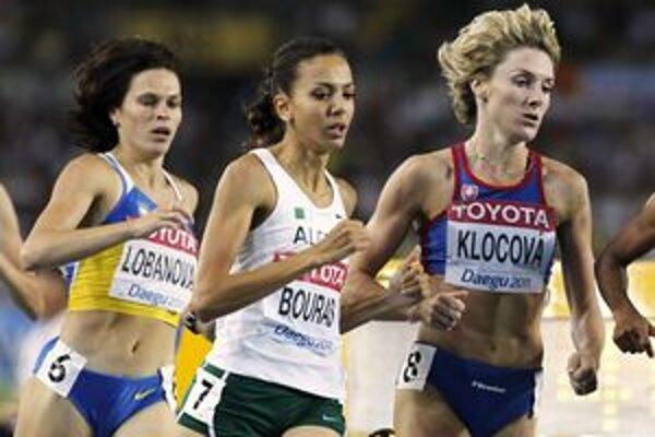 Lucia Klocová skončila na svetovom šampionáte dvadsiata.