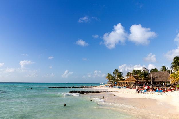 Playa Norte, Isla Mujeres.