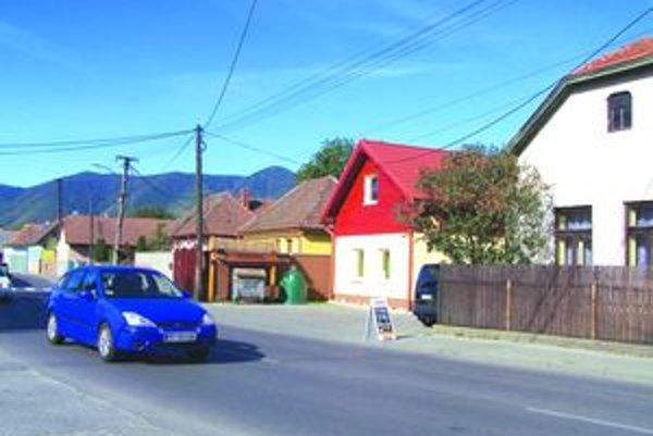 Hostinec Hacara v martinskej Priekope.