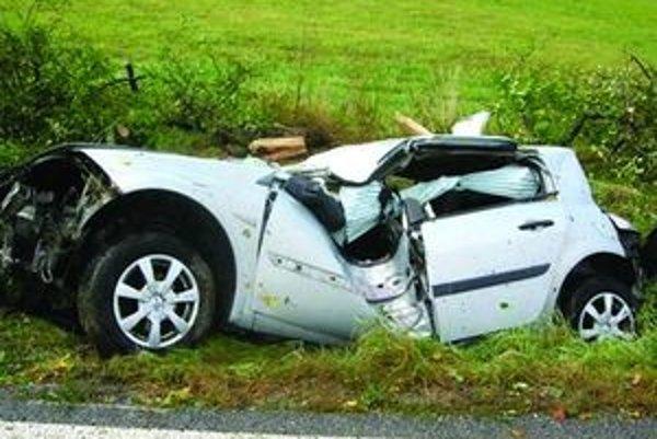 Vyzeralo to zlePrimátor našťastie vyviazol z ťažkej nehody s ľahkými zraneniami.