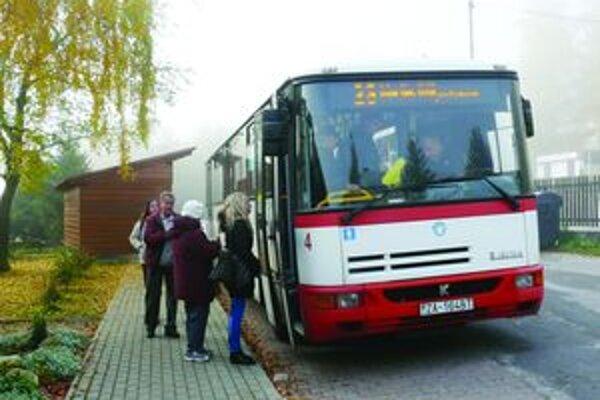 Na autobusy v kraji potečú oveľa väčšie peniaze z verejných zdrojov ako doteraz.