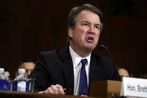 Kavanaugha obvinenia zjavne rozzúrili.