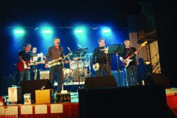 Zakladateľ skupiny Premeny Tibor Vartiak stál pred publikom po dvadsiatich siedmich rokoch.