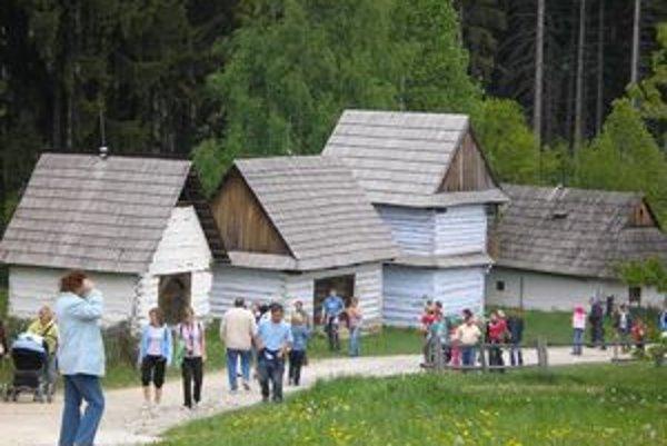 Múzeum slovenskej dediny v Martine pripravilo pre návšetvníkov zaujímavé akcie.