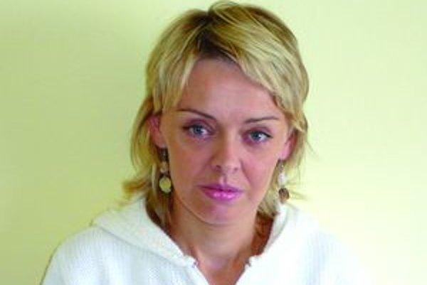 Filmovanie a divadlo teraz Tatiana Petrovská odsunula a venuje sa rodine.