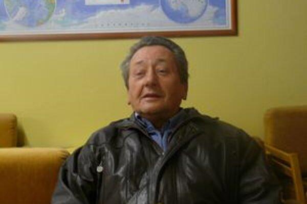 Ján Topoli je už dnes na dôchodku.