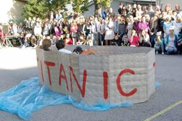 Potápanie sa posádky Titanicu nebolo zase také nepríjemné.