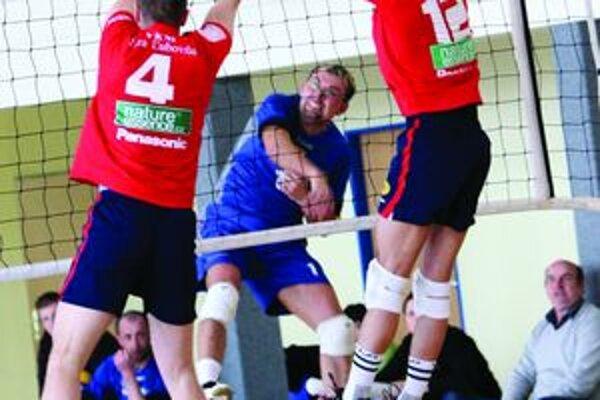 Volejbalisti skončili v prvej lige druhí, nestačili len na Starú Ľubovňu.