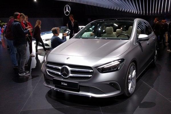 Mercedes triedy B