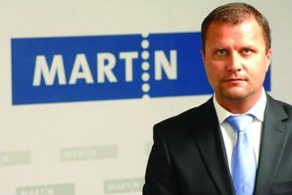 Súčasný primátor Martina Andrej Hrnčiar bude kandidovať ako nezávislý.