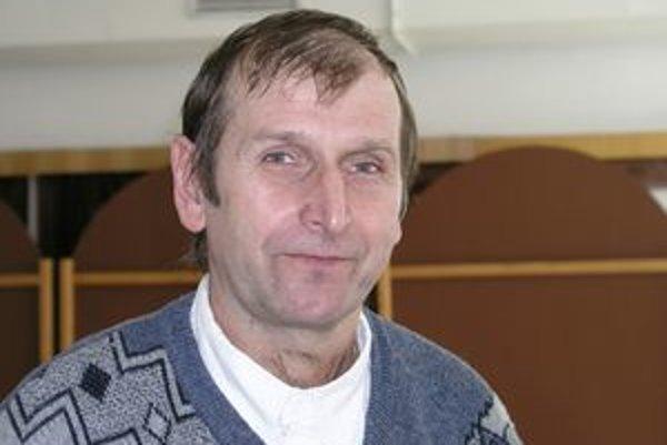 Šéf turčianskych rozhodcov Peter Šmid.