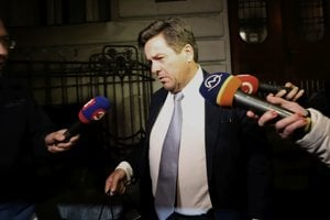 23. jún 2018. Kočner odchádza zo Špecializovaného trestného súdu v Banskej Bystrici.