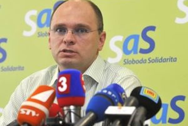 Za referendom pevne stojí len Sulíkova SaS.