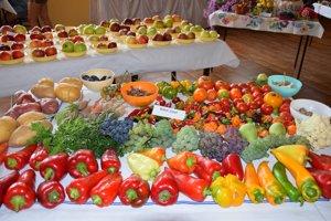 Ovocie, zelenina.