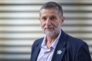 Psychiater Peter Breier.