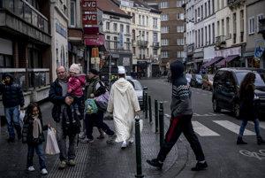 Ľudia sa tejto štvrti nevyhýbajú, hoci je zobrazovaná negatívnejšie, než by si zaslúžila, hovoria miestni.