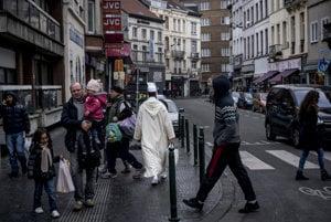 Bruselsk� �tvr� Molenbeek pon�ka teroristick� turistick� chodn��ek