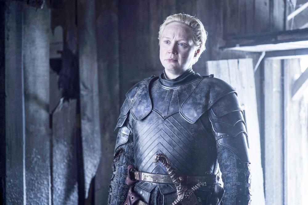 Gwendoline Christie ako Brienne z Tarthu. Sansu neochránila, čo s ňou bude ďalej?