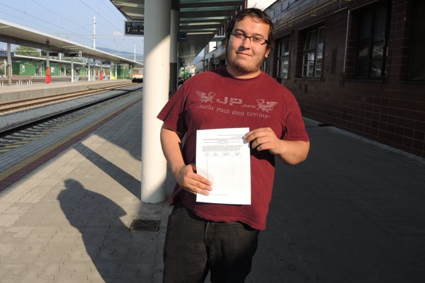 Autor petície Milan Halás