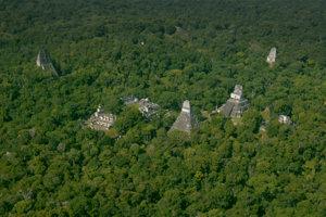 Mayská civilizácia bola početnejšia, ako sa doteraz predpokladalo.