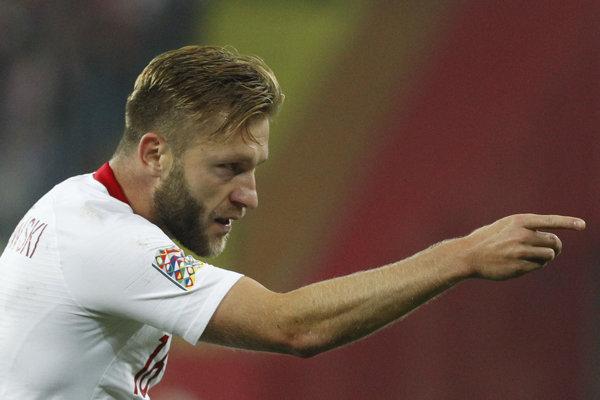 Vo štvrtkovom zápase Ligy národov proti Portugalsku strelil svoj 21. reprezentačný gól.