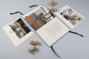 Profesionálny dizajn, 1. miesto: Samo Čarnoký, Spis 44 – knižný dizajn.