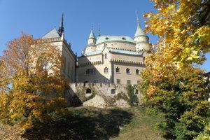 Jeseň dorazila aj do Bojníc.