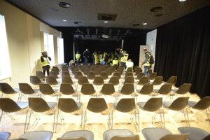Kandidáti budú diskutovať v Malom Berlíne.