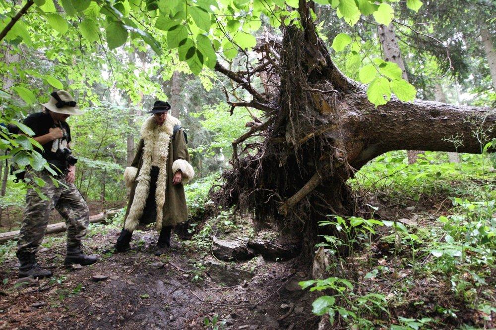 Nálezy v Ponickej hute odhalil strom.