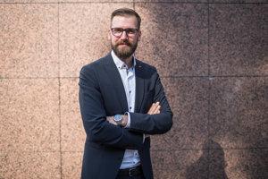 Richard Kaniewski (33) predsedá sociálnym demokratom SPD v Drážďanoch, v mestskej rade mal na starosti sociálnu a integračnú politiku. V Bratislave bol na Fóre integrácie 2018.