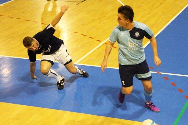 Dokonalý obrat v podaní Nitranov pečatil v poslednej minúte dvoma gólmi do prázdnej brány Adam Bratský.