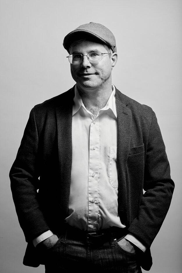spisovateľ Andy Weir